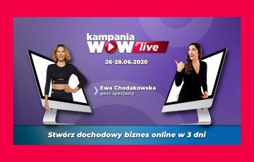 kampania wow ewa chodakowska