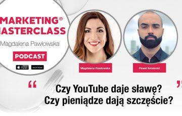 Wywiad Marketing MasterClass z Pawłem Sviniarskim z kanału Dla Pieniędzy