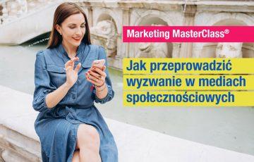 Podcast Marketing MasterClass jak przeprowadzić wyzwanie w mediach społecznościowych